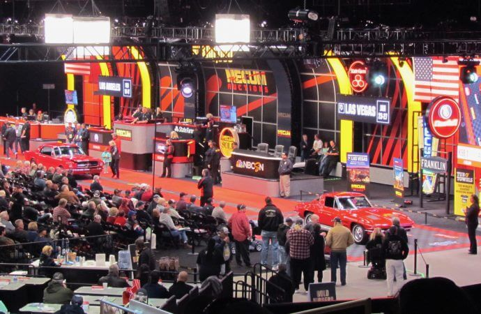 At Mecum, the heart of the collector car market beats strongly