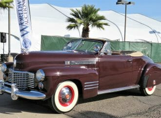 Bob's picks from Worldwide's Scottsdale auction (controversial car not included)