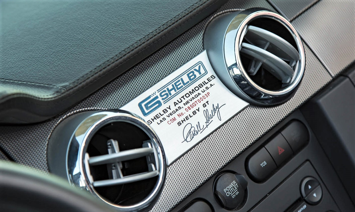 , First 2008 Ford Shelby GT convertible to be auctioned at Barrett-Jackson, ClassicCars.com Journal