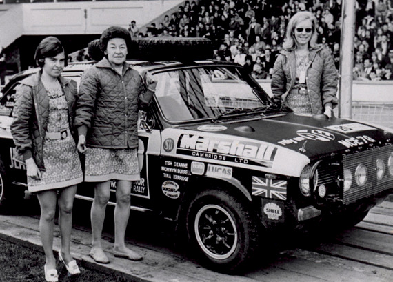 , Historic rally cars featured at British museums, ClassicCars.com Journal
