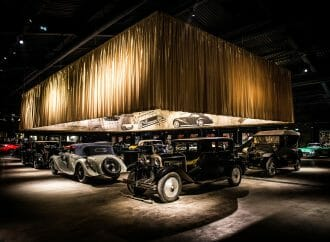 Artcurial sets docket for 3 days of Retromobile sales