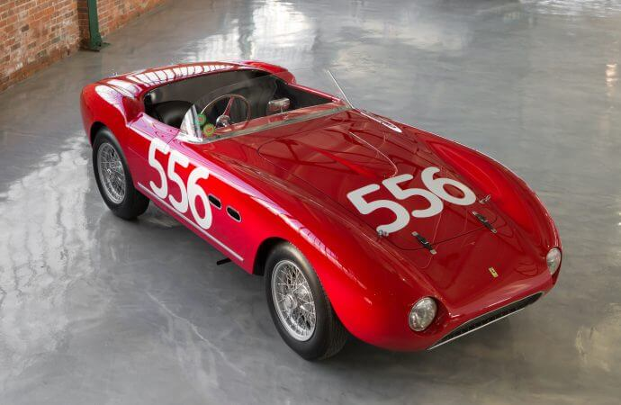 Movie-star Ferrari, entertainer's Iso Grifo join RM Sotheby's Paris docket