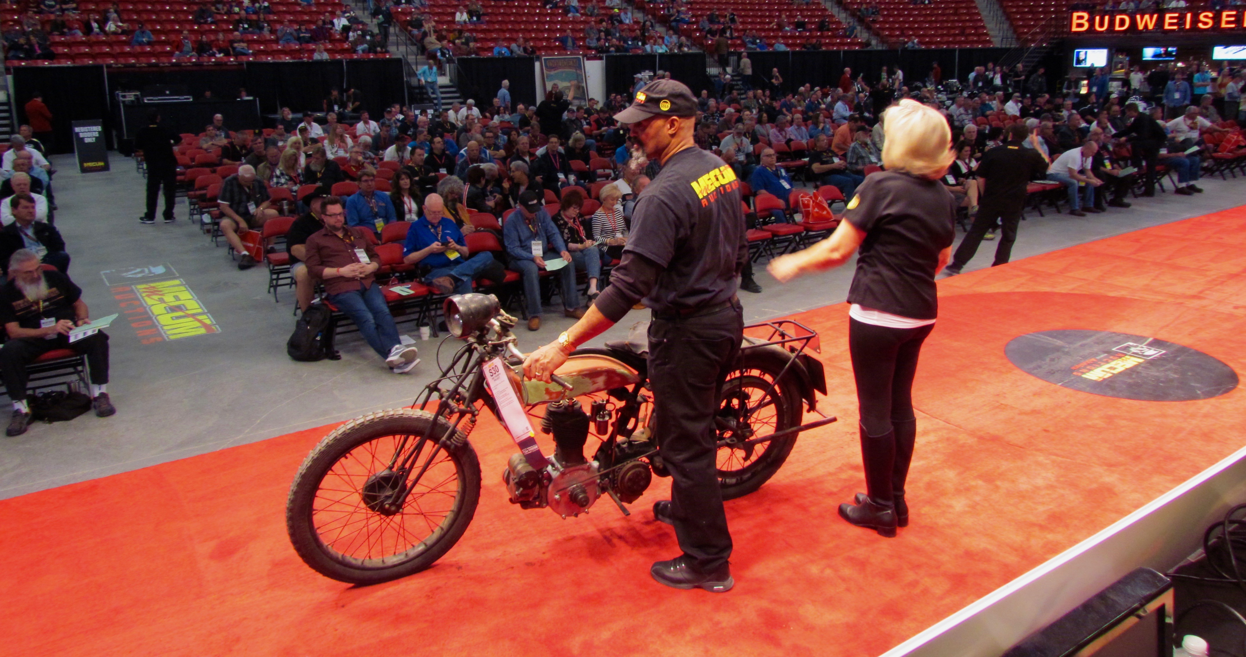 , 91 percent sell-through boosts Mecum's Las Vegas motorcycle auction, ClassicCars.com Journal
