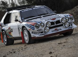 'Works' rally cars featured on Bonhams' Paris docket