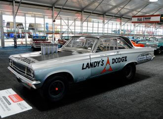 Collections at Kissimmee showcase '60s muscle-car drag racing heyday