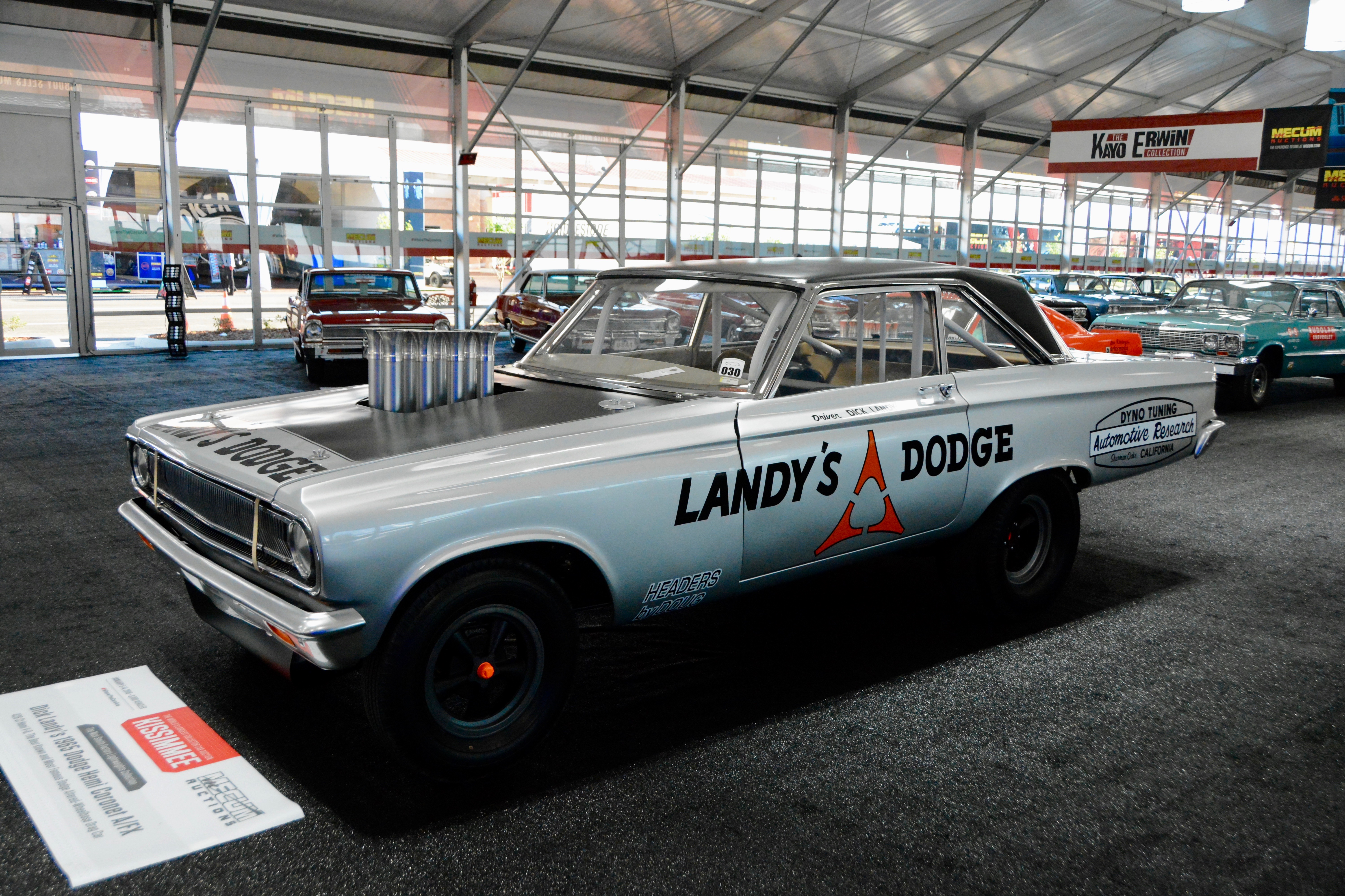 Collections at Kissimmee showcase \'60s muscle-car drag racing ...