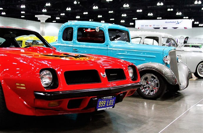 Hot rods in Mesquite, Martini race cars and other events on the agenda