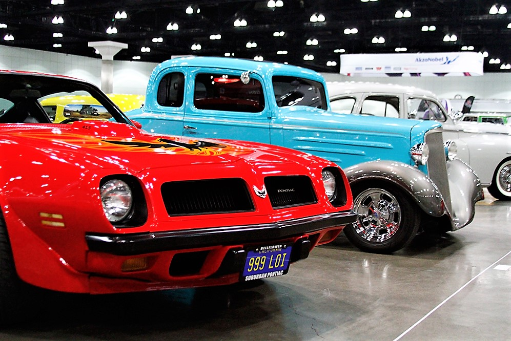 Hot Rods and Martinis at Mesquite Motor Mania | ClassicCars.com Journal