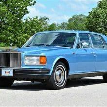 Cheap luxury '81 Rolls-Royce Silver Spirit