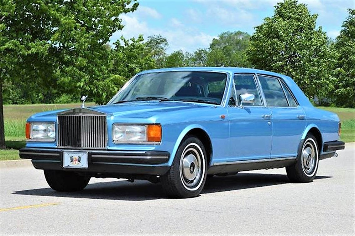 Cheap luxury \'81 Rolls-Royce Silver Spirit - ClassicCars.com Journal