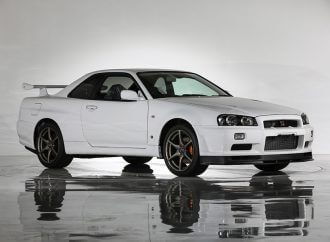 Ultra-low mileage Nissan Skyline sells for $290,000 at auction