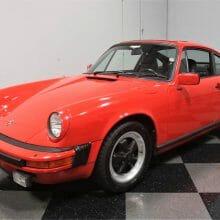 Memorable 1983 Porsche 911 SC