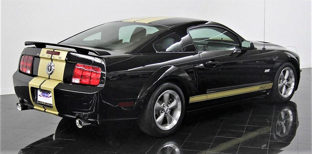 2006 Shelby Hertz Mustang