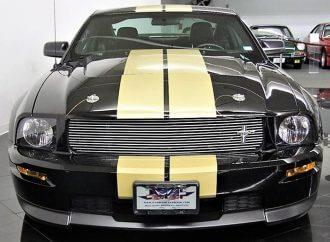 Second-gen 2006 Shelby Hertz Mustang