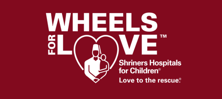 #WheelsForLove: Shriners Hospitals launching fundraiser at FCCS 2018