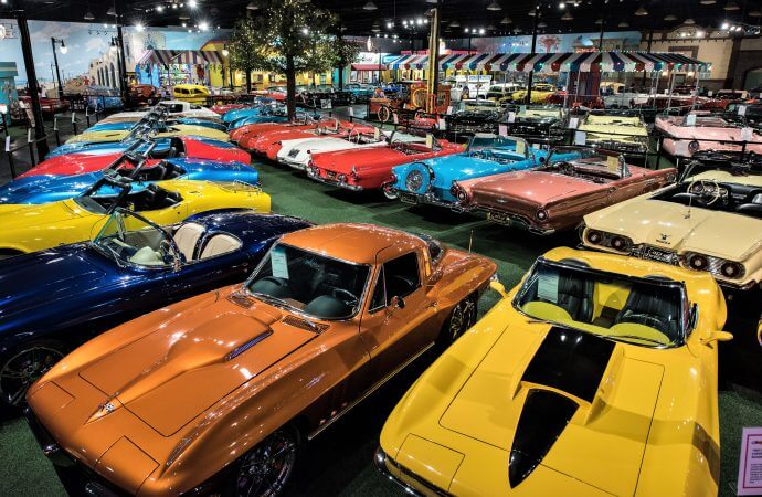 'Dream Cars' from Staluppi collection to be auctioned by Barrett-Jackson