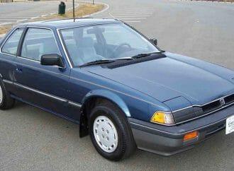 Sporty '85 Honda Prelude