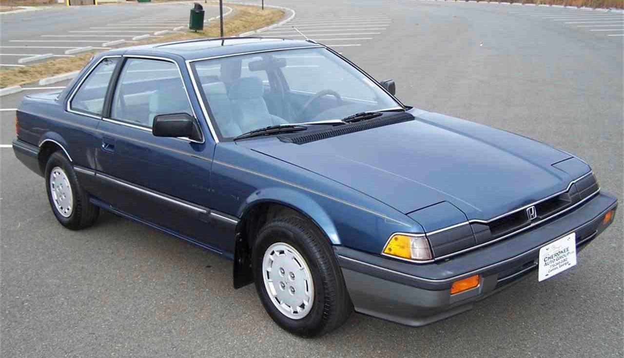 Sporty '85 Honda Prelude | ClassicCars.com Journal