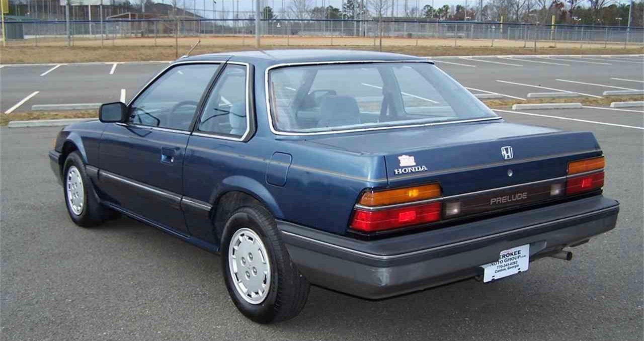 Sporty '85 Honda Prelude | ClassicCars.com Journal