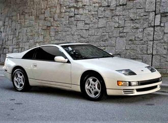 Sweet survivor: 1991 Nissan 300ZX