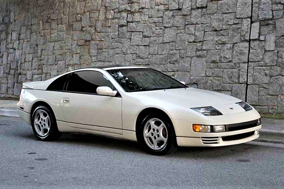 Sweet survivor: 1991 Nissan 300ZX | ClicCars.com Journal