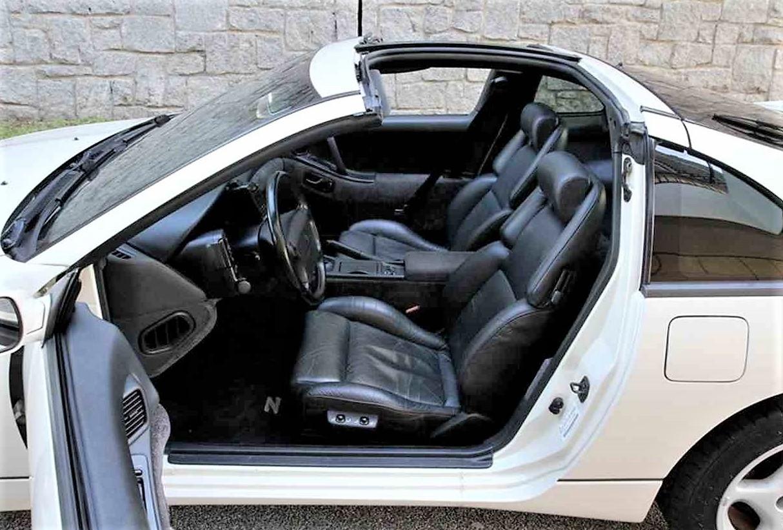 Sweet survivor: 1991 Nissan 300ZX | ClassicCars.com Journal