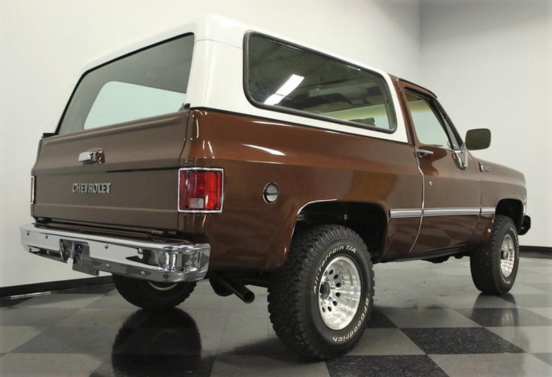 Mighty 1977 Chevrolet K5 Blazer | ClassicCars.com Journal
