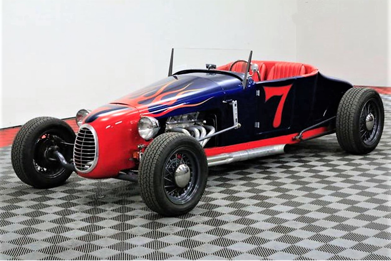Custom '27 Ford Model T roadster | ClassicCars.com Journal