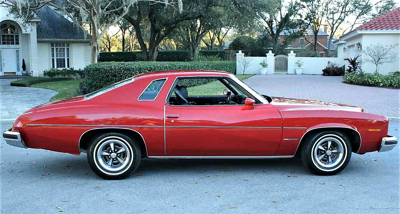 Low-miles survivor 1975 Pontiac LeMans | ClassicCars.com Journal