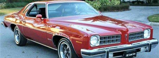 Low-miles survivor 1975 Pontiac LeMans