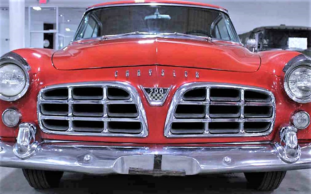 Rare survivor 1955 Chrysler 300 coupe | ClassicCars.com Journal