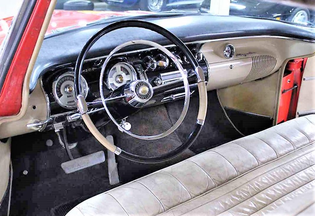 Rare survivor 1955 Chrysler 300 coupe | ClassicCars.com Journal