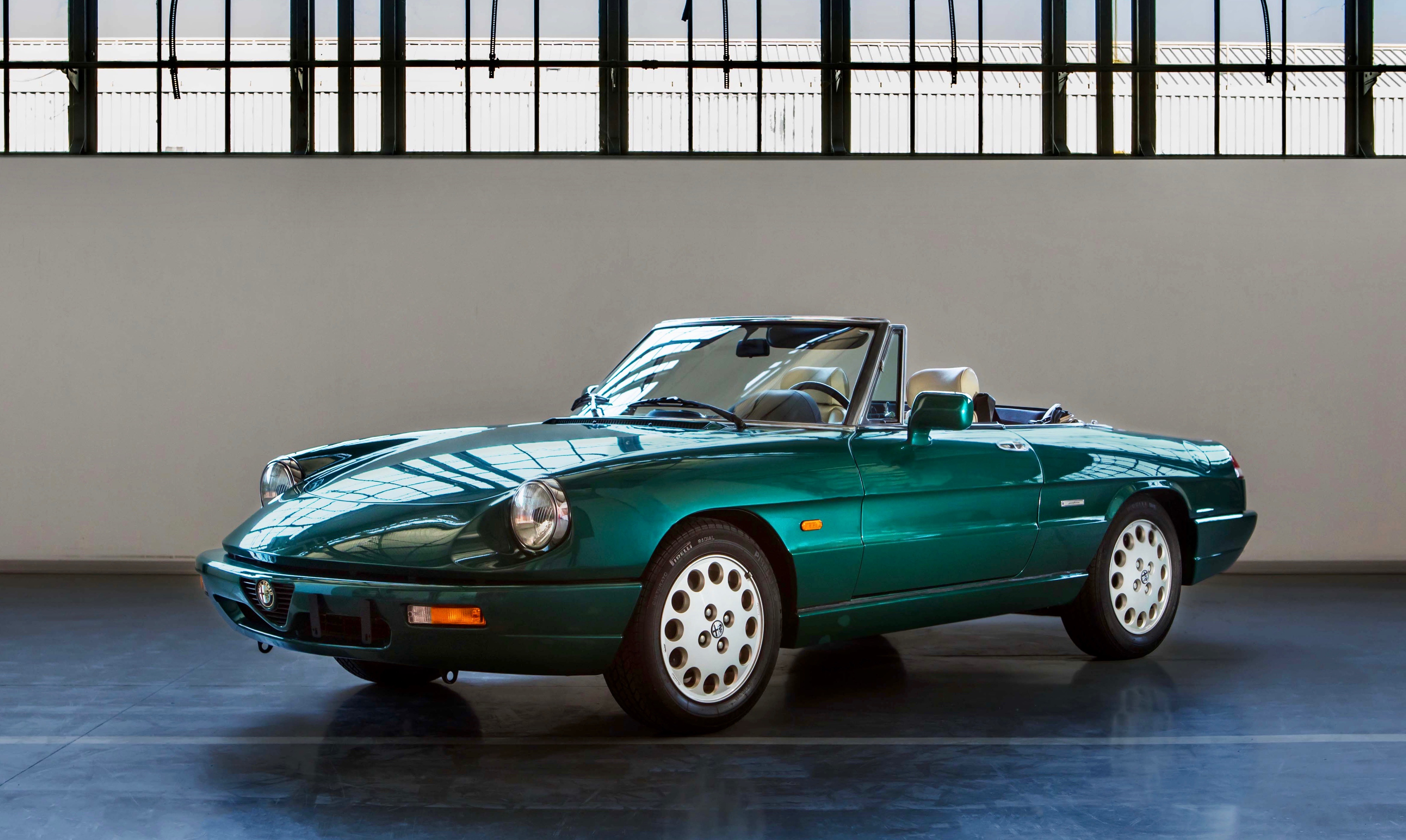 Fiat Chrysler launches restoration and sales of classic cars in Europe