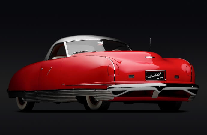 Portland Art Museum to showcase 'The Shape of Speed'
