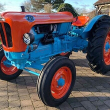 Complete your Lambo collection with a tractor and motorcycle