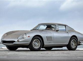 'Barn-find' gems: Ferrari, Cobra rescued, set for Gooding's Amelia Island auction