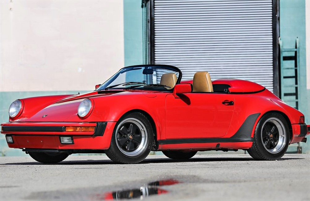 Hascall Porsche no-reserve sale at Gooding's Amelia Island auction