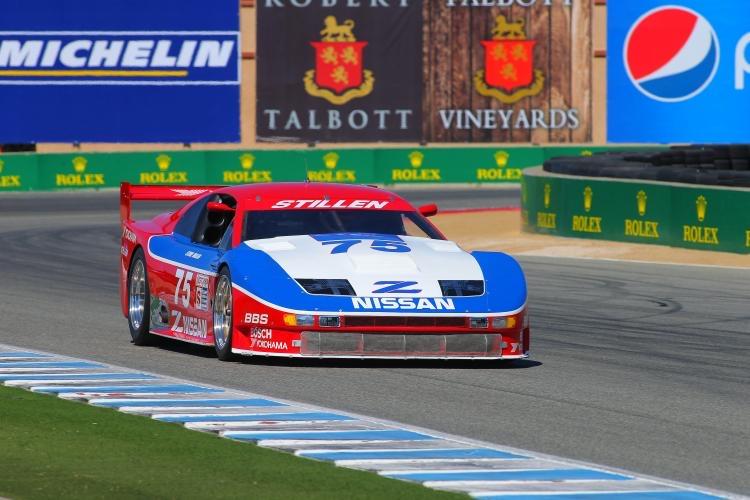 rolex monterey, Nissan featured marque at 2018 Rolex Monterey Motorsports Reunion, ClassicCars.com Journal