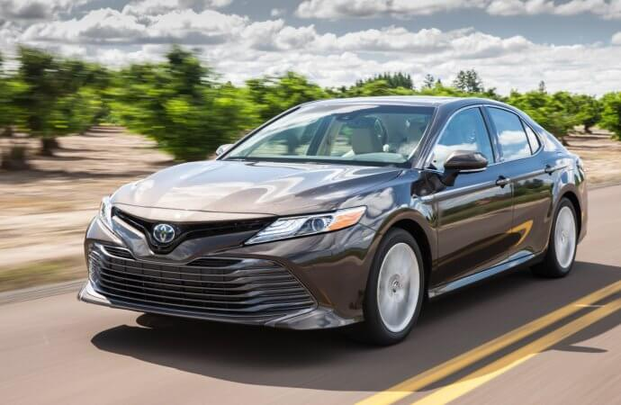 New Camry isn't sexy, but it is attractively practical