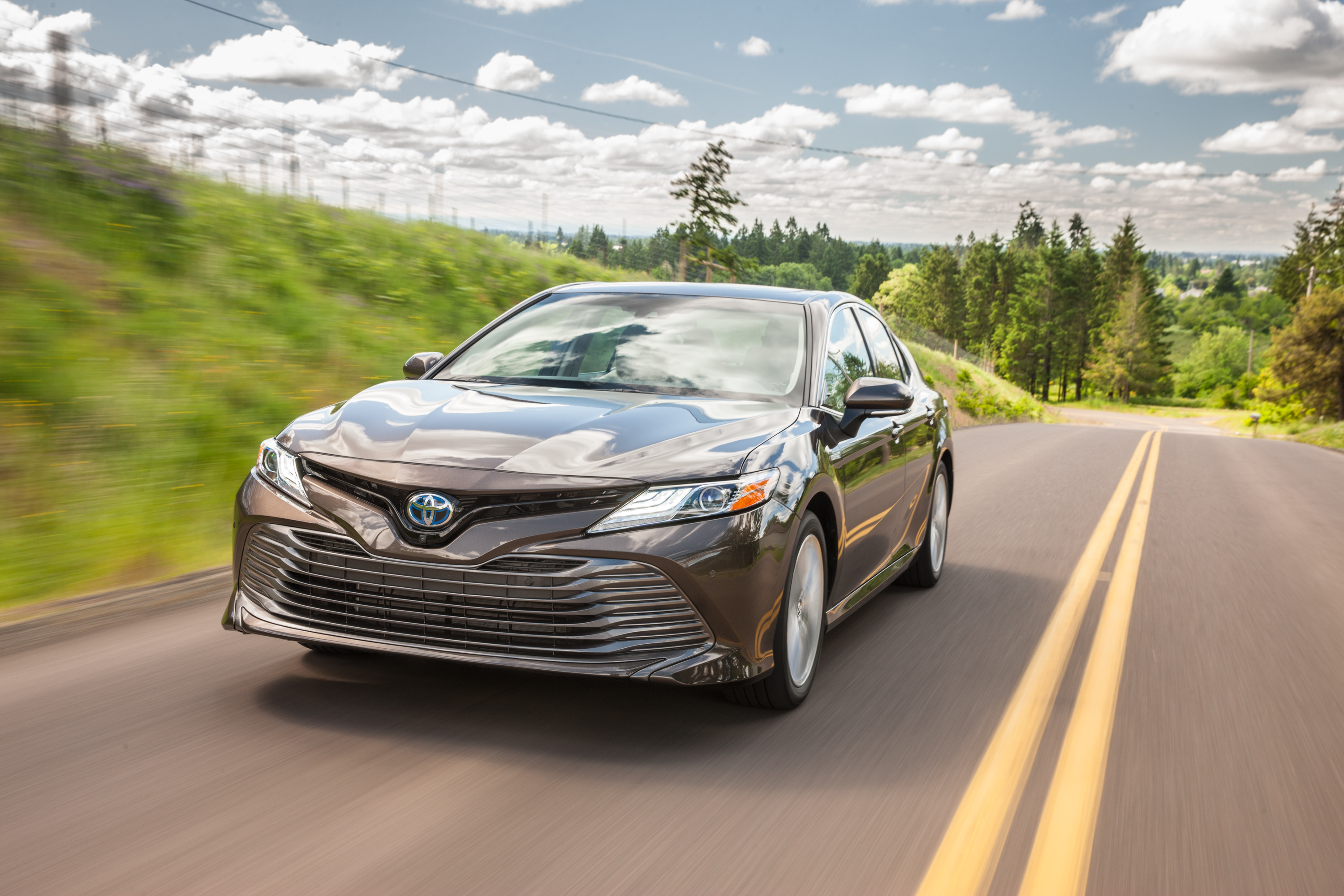 New Camry isn't sexy, but it is attractively practical | ClassicCars.com