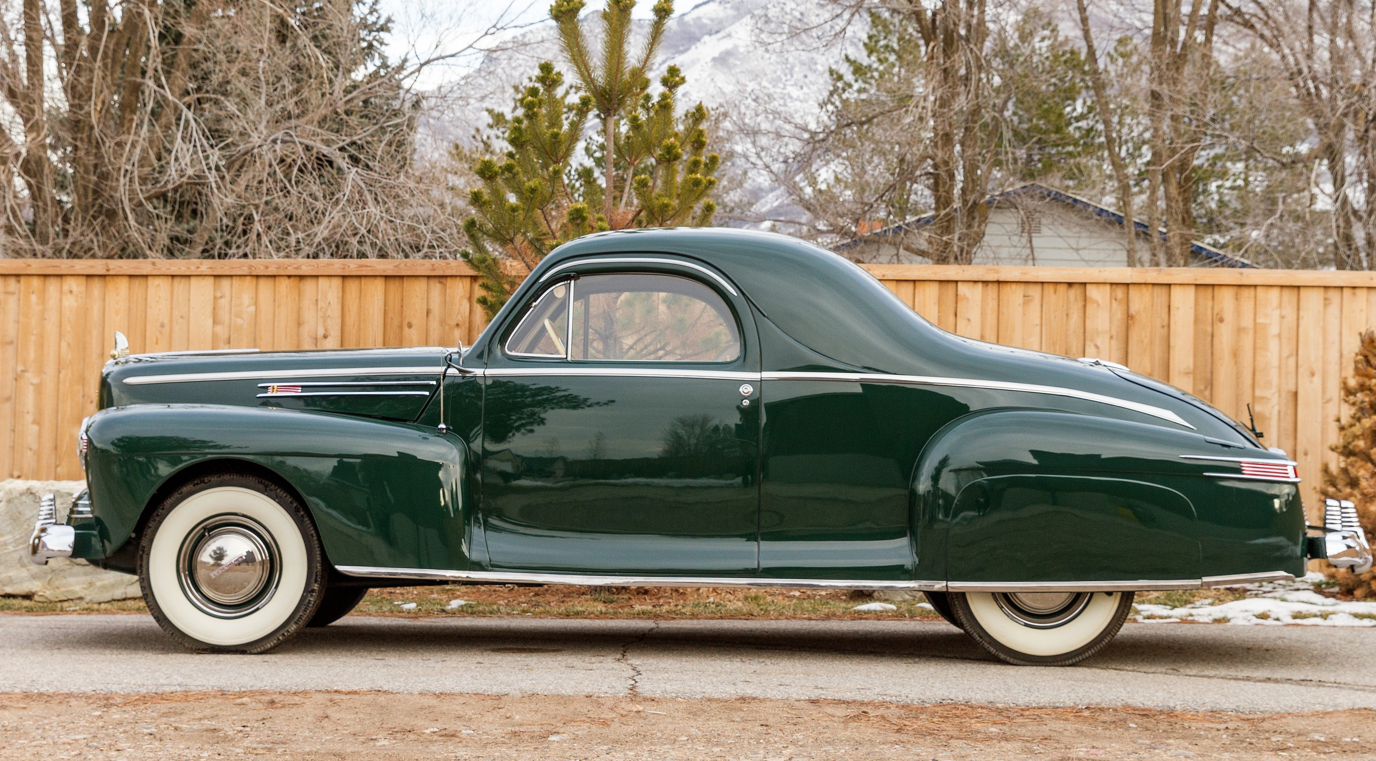 Lush Lincoln Zephyrs to highlight Bonhams' Amelia Island auction