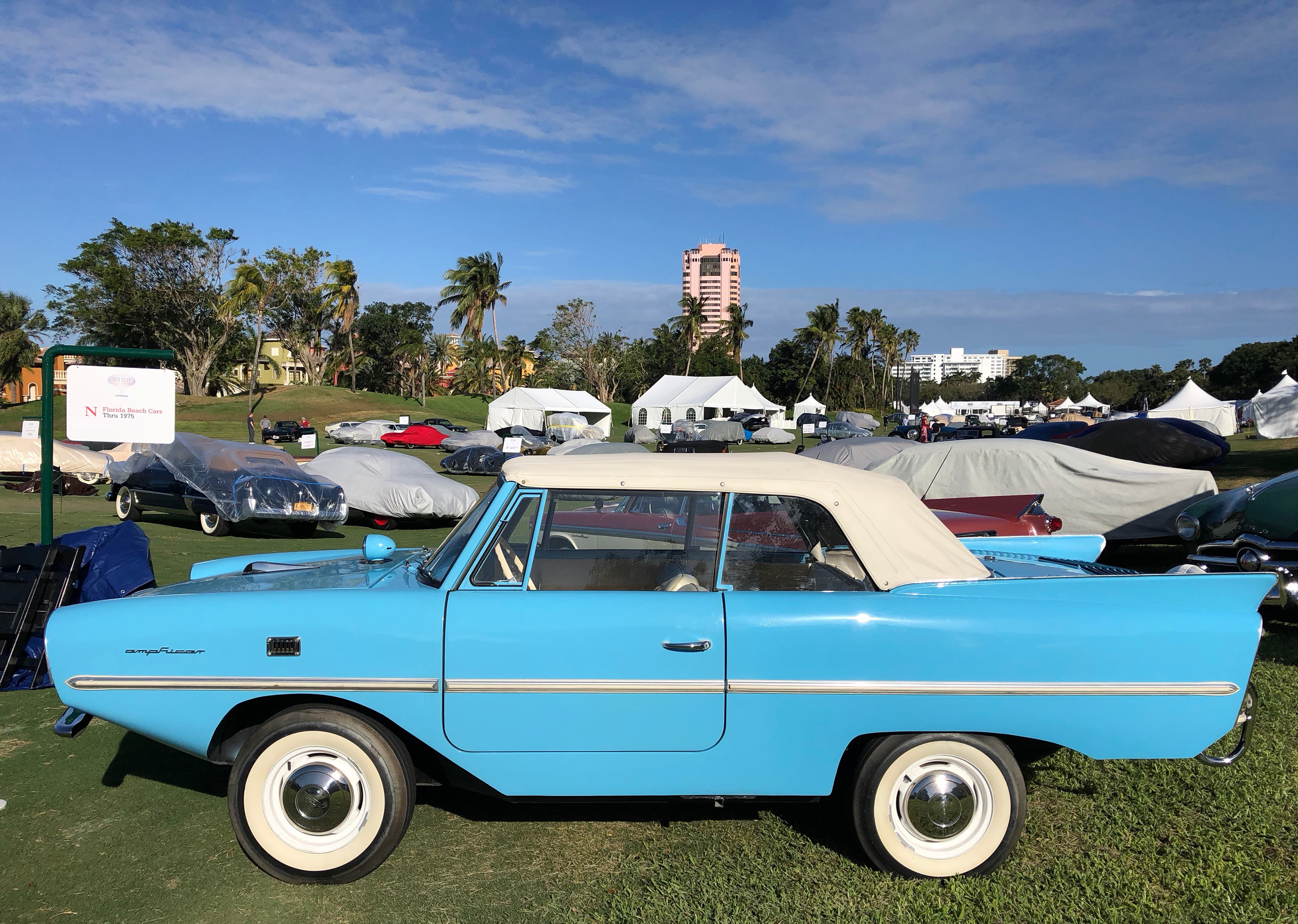 Hershey 2018 Car Show >> Boca Raton: Concours for a cause, and with great cars | ClassicCars.com