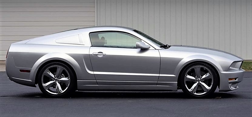 Special-edition Iacocca Mustang GT set for auction by Barrett-Jackson