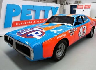 NASCAR great Richard Petty's collection to be auctioned