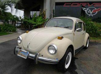 2-owner 1971 Volkswagen Beetle