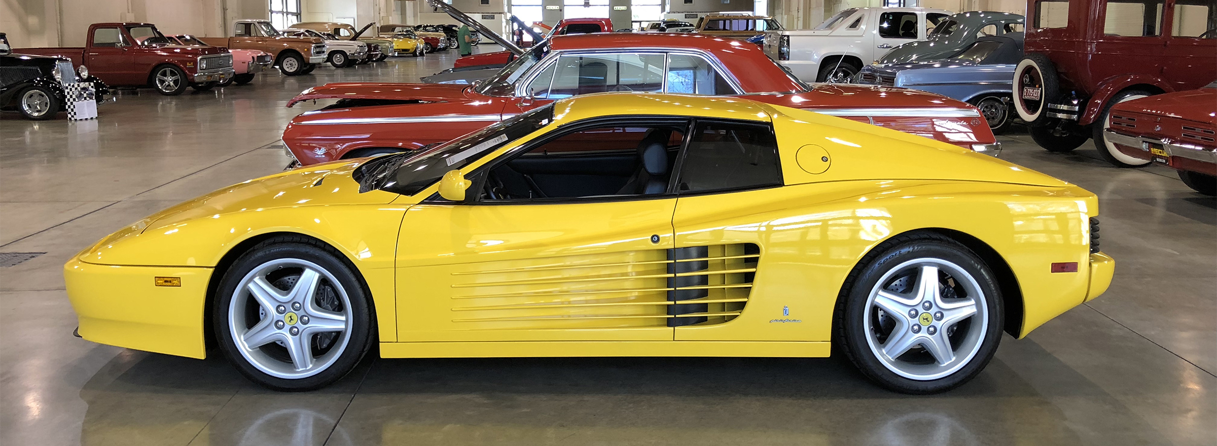 Crane's choices at Mecum Auctions LA | ClassicCars.com Journal