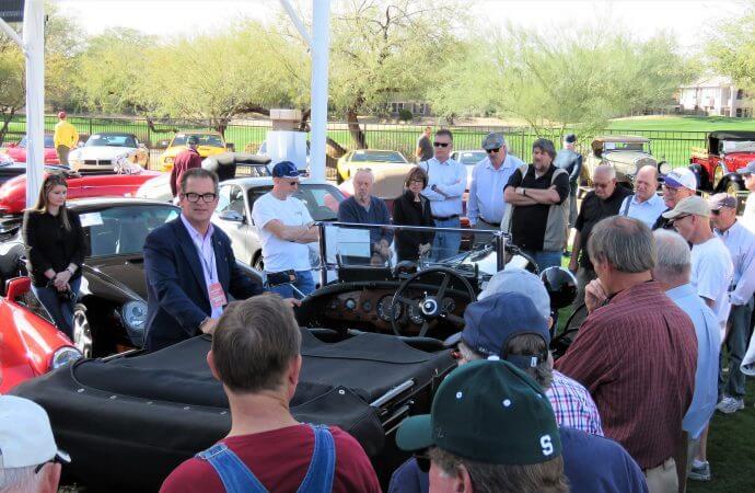 ClassicCars.com offers Amelia Island auction tours