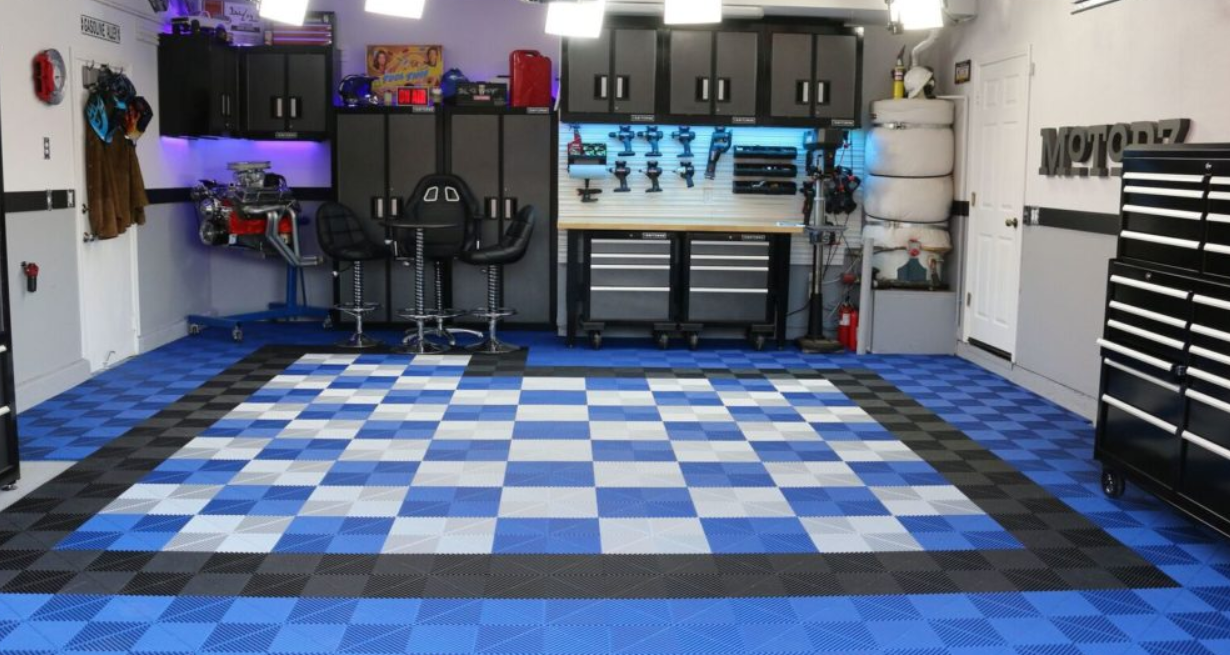 Before and after RibTrax floor installation | ClassicCars.com Journal