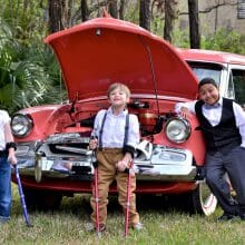 Studebaker Conestoga wagon to be auctioned for Amelia Island foundation