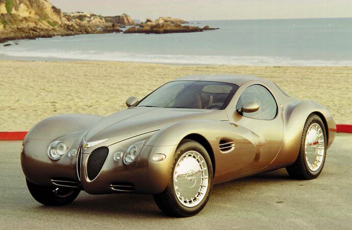Top 10* American concept vehicles from the 1990s